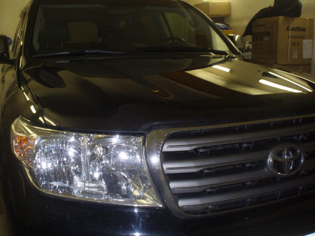 Чип Тюнинг Toyota Land Cruiser 200